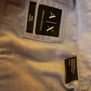 Armani Exchange Shirts - Armani exchange long sleeve shirt
